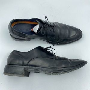 Cole Haan Mens Lenox Hill Oxfords Black Lace Up 11